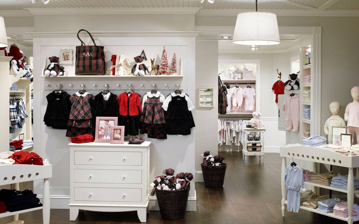 Threads Baby Clothing Stores Design Boutique Store