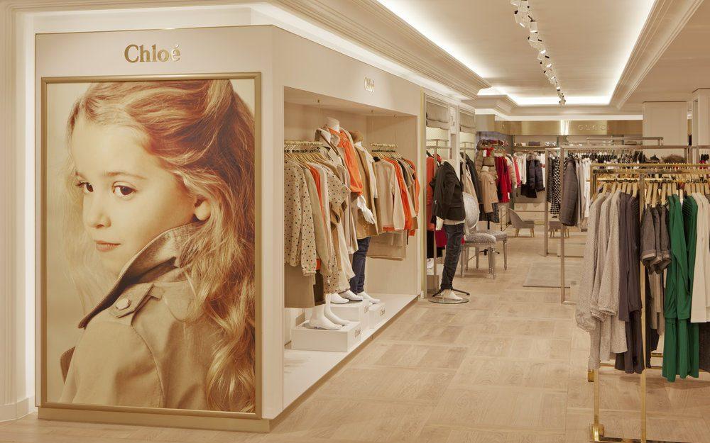 Custom Boutique Retail Cloth Shop Design Decoration Ideas Boutique