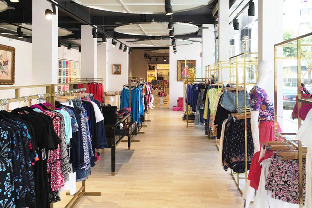Garment Shop Interior Design Ideas In India