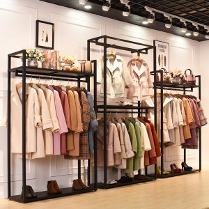 db8b8bdd8c Customized Boutique Display Rack Fixtures Manufacuring, Retail ...