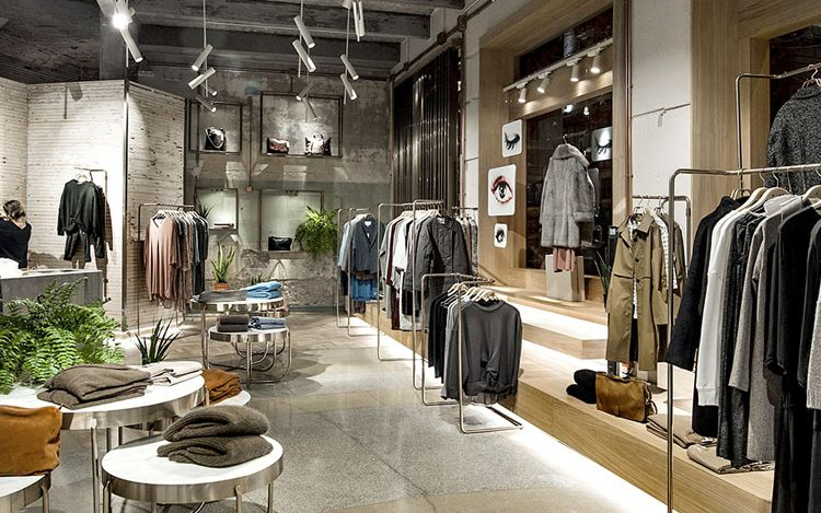 Retail Womens Latest Fashion Boutique Stores Design Layout ...