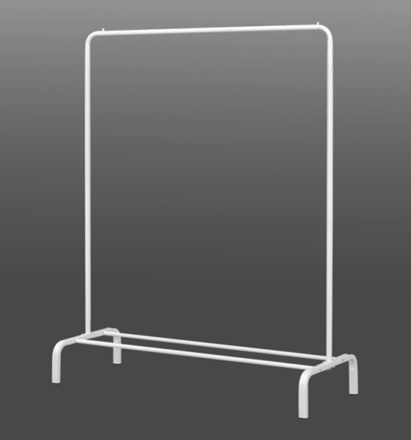 Wholesale Boutique White Metal Clothes Rack - Boutique Store Fixtures  Manufacuring, Retail Shop Fitting Display Furniture Supply