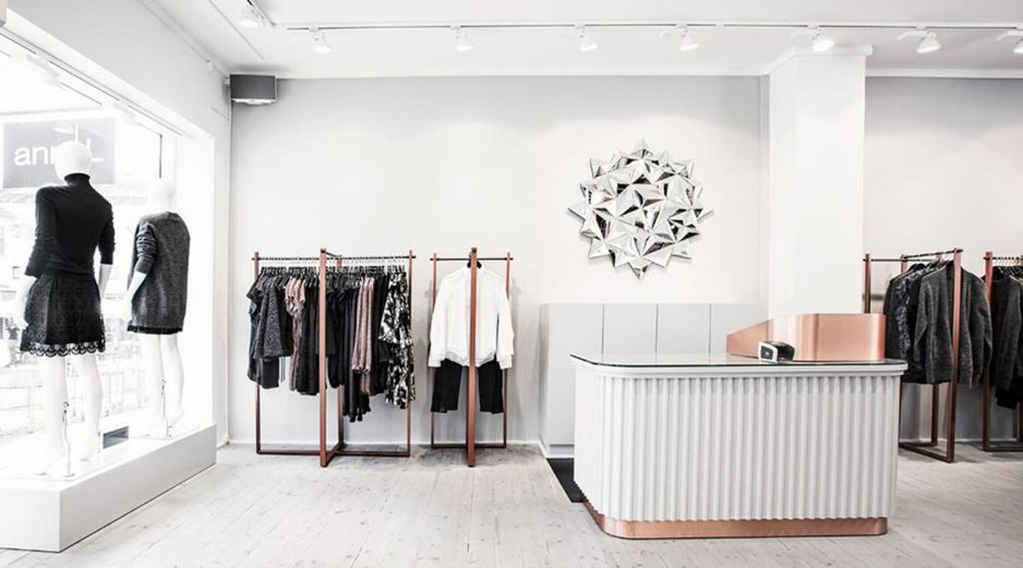 Custom boutique clothing store design retail fashion for Design store online