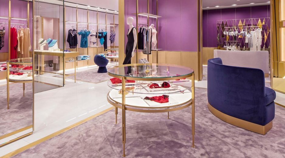 Custom Boutique Fashion Underwear Store Design, Retail Lingerie Shop  Interior Design Ideas