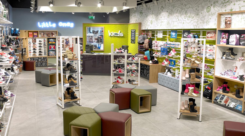 Kids Shoe Shops Fittings Layout Design Decoration Ideas - Boutique Store  Design, Retail Shop Interior Design Ideas