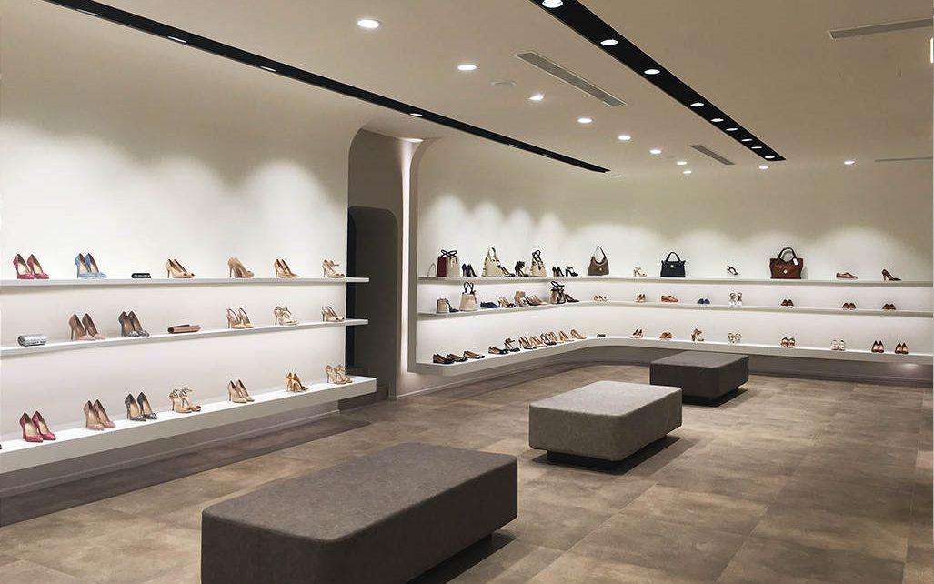 Luxury Ladies Shoe Shops Boutique Design Ideas - Boutique ...