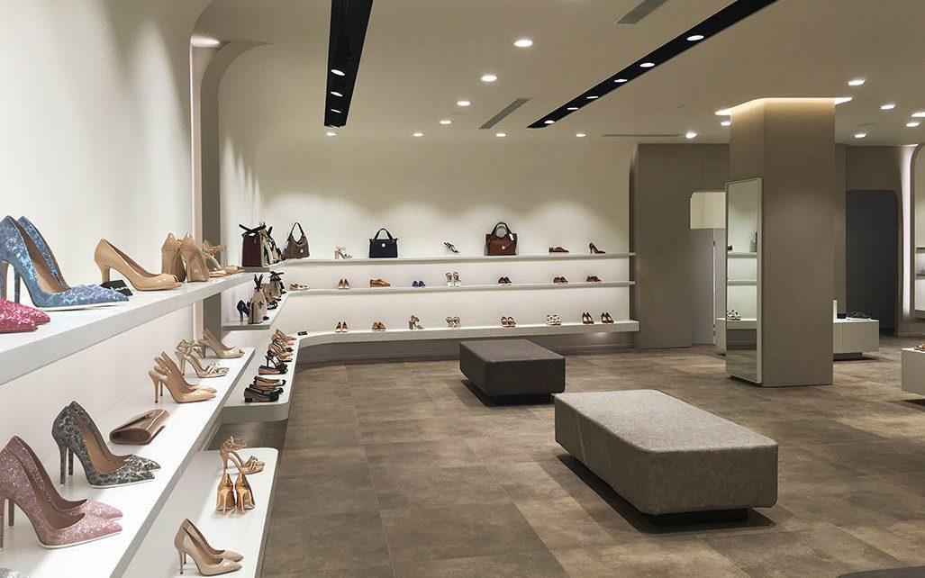 Luxury Ladies Shoe Shops Boutique Design Ideas - Boutique Store ...