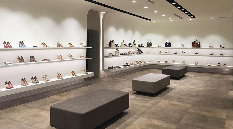Luxury Ladies Shoe Shops Boutique