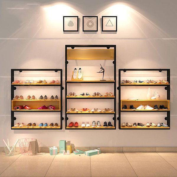 d33d0207552f Fashion Promotion Childrens Shoe Rack Display Store - Boutique Store ...
