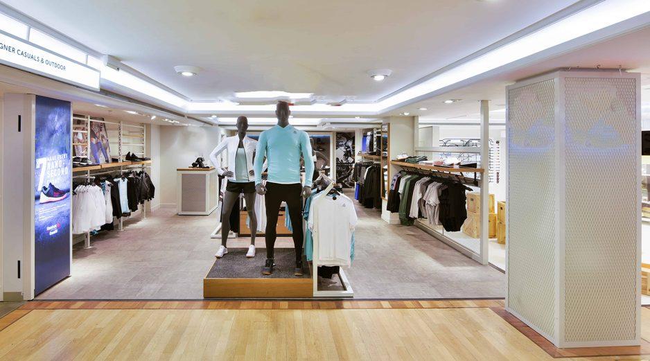 Custom Boutique Lady Clothing Store Design Retail Fashion