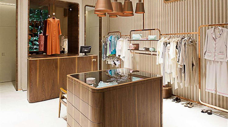 clothes shop interior design ideas decorating