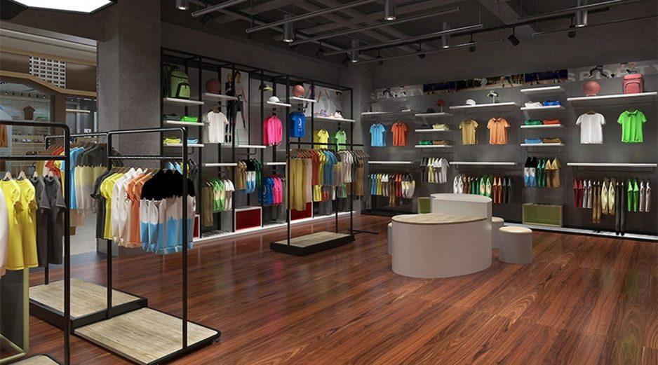 Custom Boutique Baby Clothing Store Design Retail Kids Garment Shop Interior Design Ideas